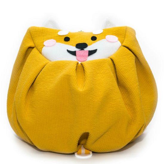 Front, dog mochi bag