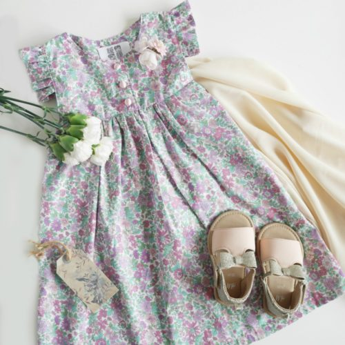 Light Pink Tsai Dress