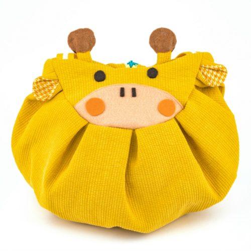 Front giraffe mochi bag