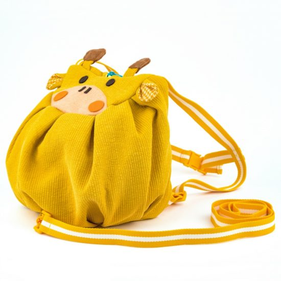 side giraffe mochi bag