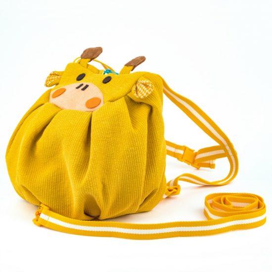 side giraffe mochi bag