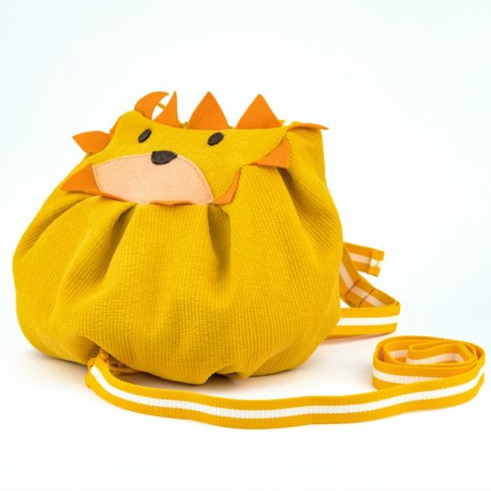 side lion mochi bag